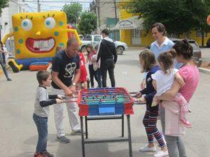 Kermesse Juegos Y Actividades Gratuitas Por El Mes De La Familia