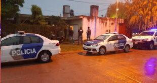 LA POLICÍA BRINDÓ DETALLES DEL ALLANAMIENTO Y OPERATIVO ANTIDROGA OCURRIDO EN LOBOS